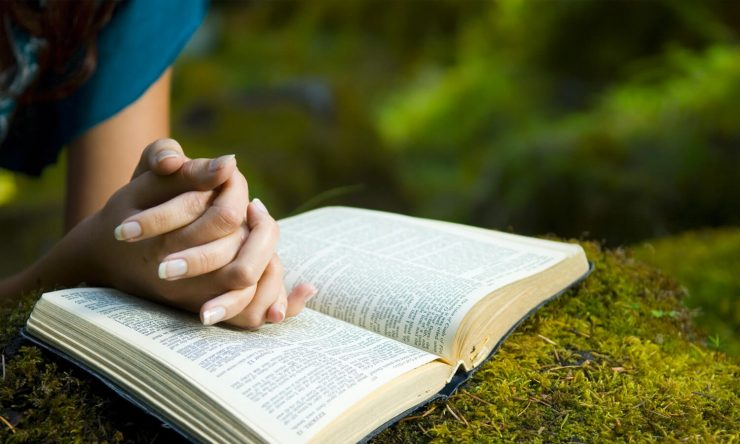 Why spend time alone with God?