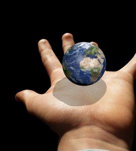 macht over de wereld