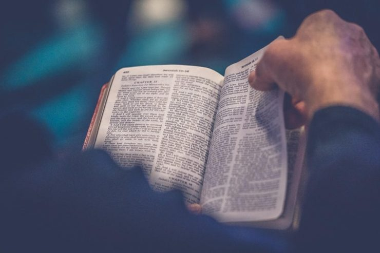 Wat moet ik doen als ik de hele Bijbel heb gelezen?