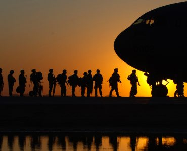Should a Christian join the military?