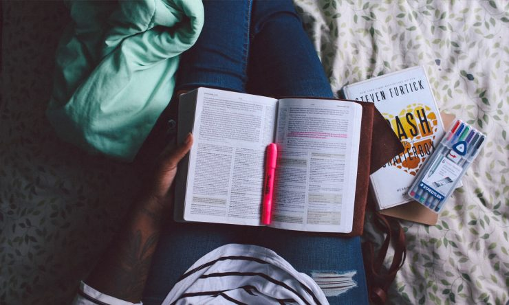 What does God teach us in Romans?