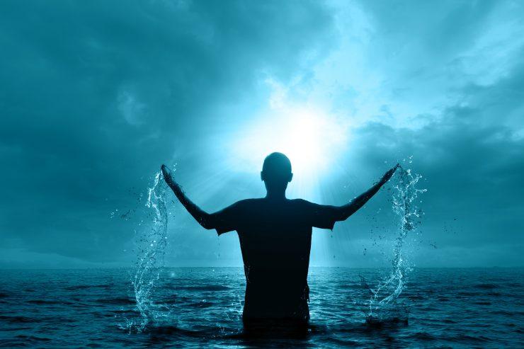 Wat voor soort doop accepteert God?