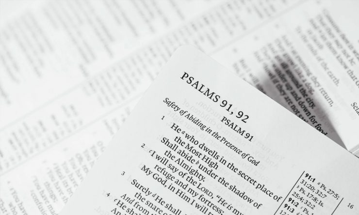 What are the differences between the Old and New testament?