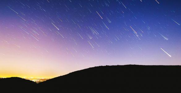 Vallende sterren voor Jezus' wederkomst