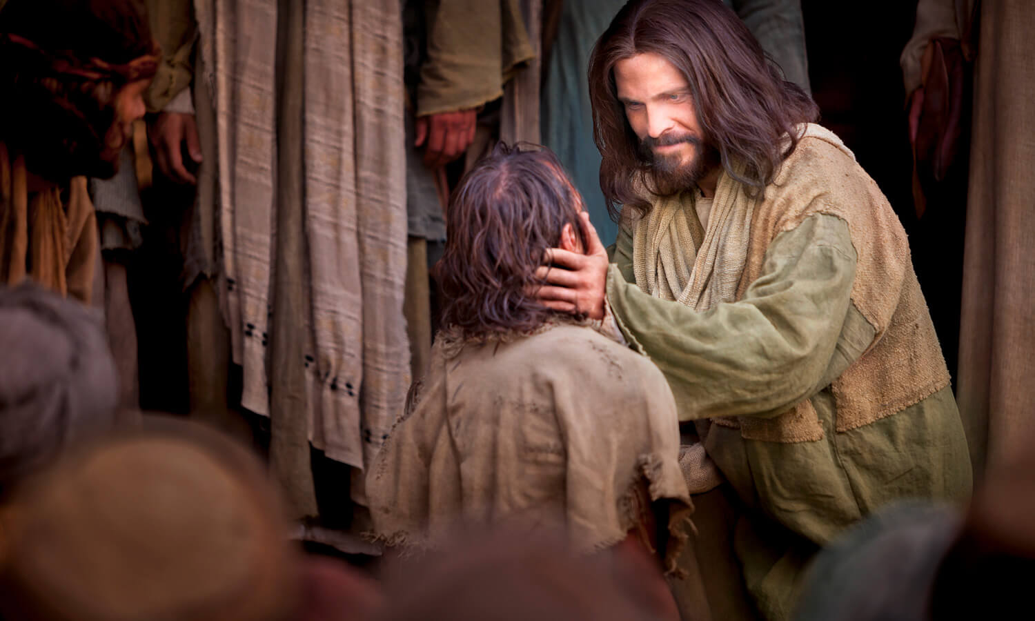 Why did Jesus forbid the people to tell others about miracles He performed?