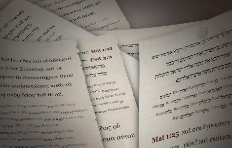 In welke taal werd de Bijbel geschreven?